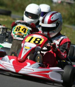 Go Kart Grand Prix - The Market San Marino Outlet Experience