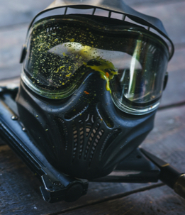 Paintball - The Market San Marino Outlet Experience