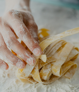 Cooking Class Tagliatelle - The Market San Marino Outlet Experience