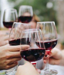 Raccolta uva e vinificazione - The Market San Marino Outlet Experience
