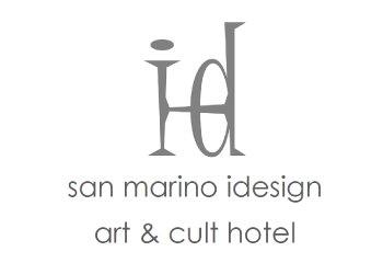 Logo San Marino idesign hotel - The Market San Marino Outlet Experience