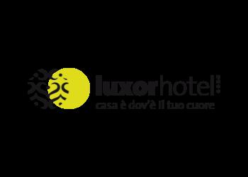 Logo San Marino luxor hotel - The Market San Marino Outlet Experience