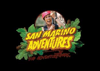 Logo San Marino Adventures Park - The Market San Marino Outlet Experience