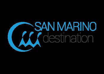 Logo San Marino Destination - The Market San Marino Outlet Experience