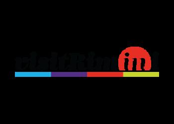 Logo Visit Rimini - The Market San Marino Outlet Experience